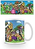 Unbekannt Super Mario Characters Tasse Standard