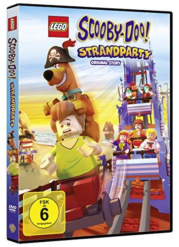 Lego Scooby-Doo! Strandparty: Alle Infos bei Amazon