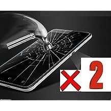 """KIT N.2 PELLICOLE ( 2 PACK ) Per WIND SMART 2017 5044Y CON DISPLAY SCHERMO 5.0"""" POLLICI PELLICOLA VETRO TEMPERATO 9H PROTETTIVA PROTEZIONE PROTEGGI TOUCH SCREEN LCD SALVA DISPLAY ANTIURTO 9H SCHERMO"""