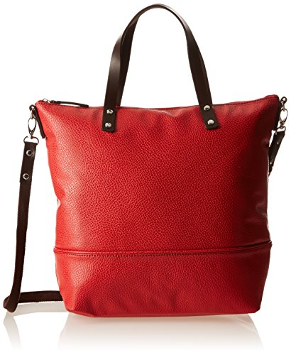 paquetage-cj-borsa-tote-donna-rosso-rouge-067-signal-taille-unique