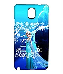 Block Print Company Elsa Phone Cover for Samsung Note 3