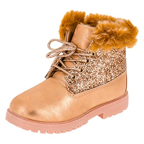 Fashionteam24 Warm Lined Classic Boots Girls