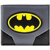 Batman Suit Originale e Logo Grigio portafoglio