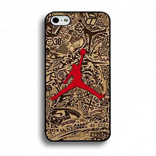 Michael Jordan Air Series Phone Custodia For iPhone 6Plus/iPhone 6S&Plus(5.5inch)