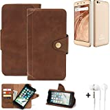 K-S-Trade Mobile Phone Wallet Case compatible with