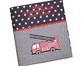Portfolio DinA 4, Sammelordner für z.B. Kindergarten, Kindergartenordner mit großer Stickerei