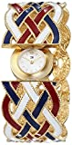 Tommy Hilfiger Damen-Armbanduhr Analog Quarz Edelstahl beschichtet 1781629
