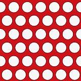 Vliestapete Punkte rot weiß Everybody Bonjour 138720