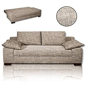 roller roller schlafsofa cookie sand beige. Black Bedroom Furniture Sets. Home Design Ideas