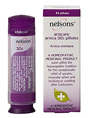 Nelsons Homeopathic Indicated Arnica 30c - 84 Pillules_p1