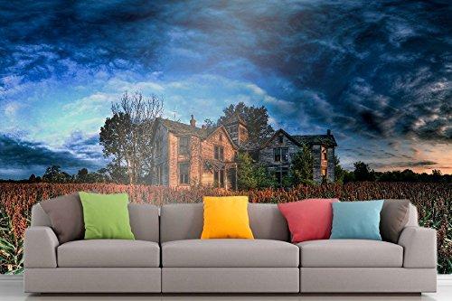 2575 Serie (The Museum Outlet Roshni Arts®-kuratierte Art Wall Mural-Natur Serie-2575  selbstklebend Vinyl Ausstattung Décor Art Wand-121,9x 91,4cm)