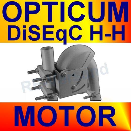 Opticum - Opticum mh 1 diseqc 1.2/1.3 sat fullhd compatible motor / hdtv / 3d nuevo