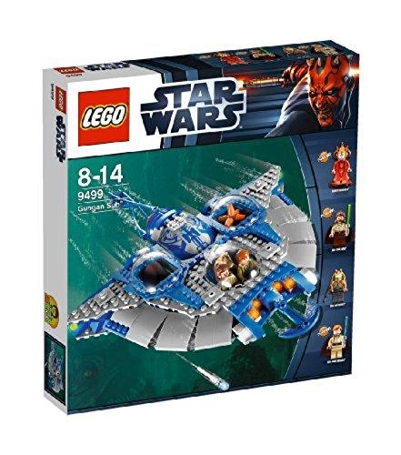 LEGO Star Wars 9499 - Juego, Gungan Sub