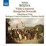 Miklós Rózsa: Viola Concerto; Hungarian Serenade
