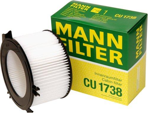 Preisvergleich Produktbild Mann Filter CU 1738 Innenraumfilter