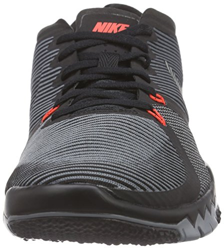 Nike Free Trainer 3.0 V4, Chaussures de Fitness Homme gris (Black/Cool Grey 001)