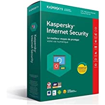 Kaspersky Internet Security 2018 | 5 Postes | 1 An |  PC/Mac/Android/iOS | Téléchargement