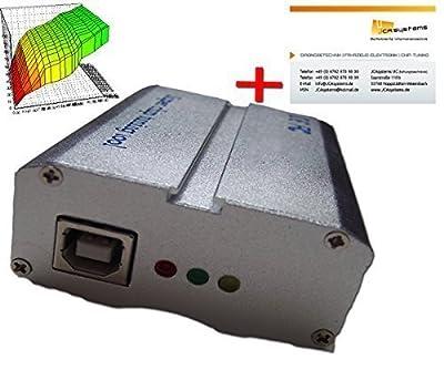 SMPS oBD chiptuning uSB cAN avec logiciel et outil kennfelder v12