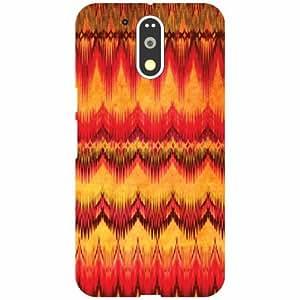 Motorola Moto G4 Plus Back Cover - Nice Designer Cases