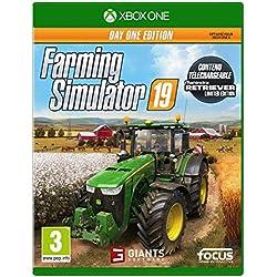 Farming Simulator 19 exclusif Amazon - Xbox One [Edizione: Francia]