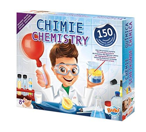 Buki France 8360 - Chemie 150 Experimente
