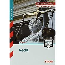 Abitur-Training - Wirtschaft/Recht: Recht + ActiveBook