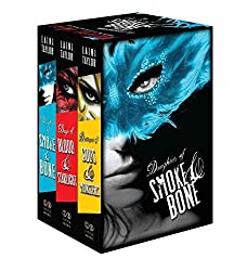 [(The Daughter of Smoke & Bone Trilogy)] [By (author) Laini Taylor] published on (October, 2014)