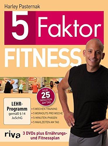 5 Faktor Fitness [3 DVDs]