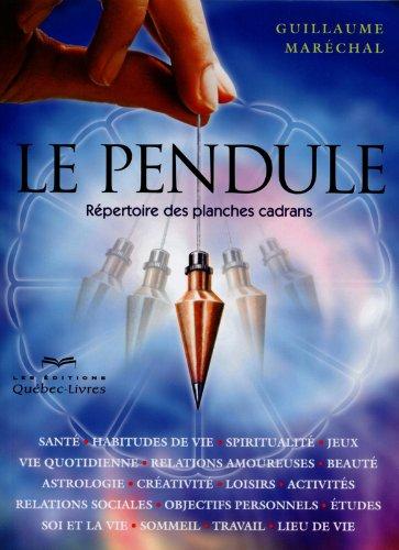 Le pendule - Répertoire des planches cadrans par Guillaume Marechal