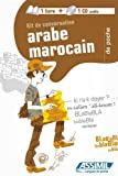 Kit de conversation arabe marocain (1CD audio)