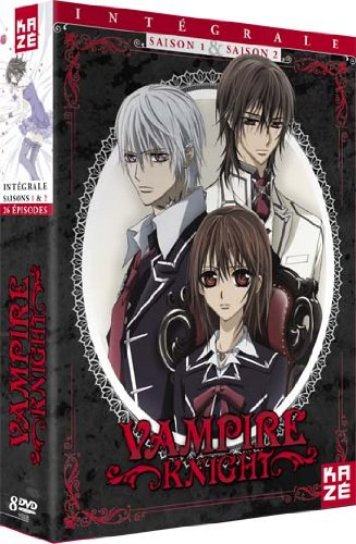 Vampire Knight - The Complete TV Series : Saisons 1 & 2...