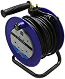 Masterplug LDCC2513/4BL 25 m 13 A 4 Socket Open Cable Reel Best Review Guide
