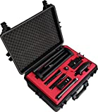 Maleta profesional de alta calidad hecho para DJI Ronin M - Made in Germany (Black)