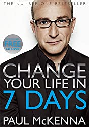 Change Your Life In Seven Days (Book & DVD)