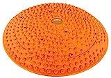 Fussmassage Matte I Donnerberg Mini Berg I Akupressurmatte I Fußreflexzonenmassage Matte I Akupunkturmatte (Orange)