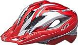 KED Street Pro Helmet Junior Red Pearl Matt Kopfumfang S | 49-55cm 2018 Fahrradhelm