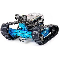 Makeblock Ranger - 3 en 1 Robótica Transformable STEM Robot Kit Educativo, Aprender Coding con Un Montón de Divertido