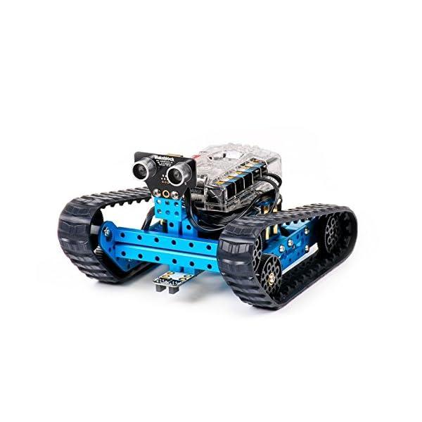 51xJwILT3PL. SS600  - Makeblock Ranger - 3 en 1 Robótica Transformable STEM Robot Kit Educativo, Aprender Coding con Un Montón de Divertido