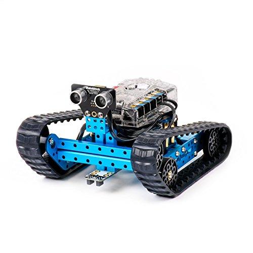 51xJwILT3PL - Makeblock Ranger - 3 en 1 Robótica Transformable STEM Robot Kit Educativo, Aprender Coding con Un Montón de Divertido