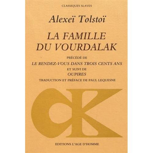 La Famille du Vourdalak
