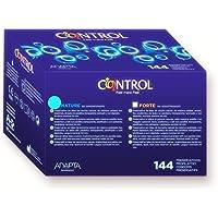 Preisvergleich für 144Kondome Kondome Control Adapta Nature anatomisch