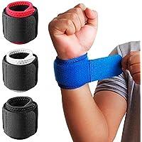 EVOLUXO 1 Paar Handgelenkbandagen mit verstellbarem Riemen zur Unterstützung und Stabilisierung beim Sport und... preisvergleich bei billige-tabletten.eu