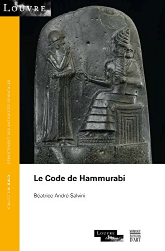 Le Code de Hammurabi par Béatrice André-Salvini