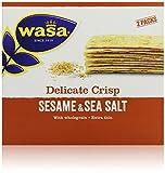 Produkt-Bild: Wasa Knäckebrot Delicate Crisp Sesam, 190 g