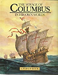 The Voyage of Columbus: A Pop-up Book: In His Own Words by Stacie Strong (1992-07-16)
