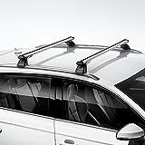Audi 4 g907 1151 a Baca Varillas portaequipajes Original Barras de Techo, sólo para vehículos