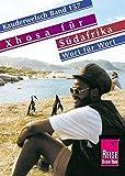 Reise Know-How Sprachführer Xhosa für Südafrika - Wort für Wort: Kauderwelsch-Band 157