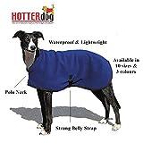 Hotterdog Water Resistant Fleece Dog Coat, 18