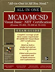MCAD/MCSD Visual Basic .NET Certification All-in-One Exam Guide by Larry Chambers (2003-02-14)