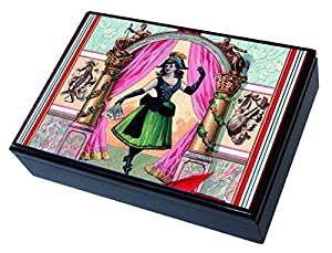 Viscio Trading 175839-Modiano Caja Madera 2Barajas Mujer Española